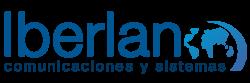 Logotipo Iberlan comunicaciones y sistemas